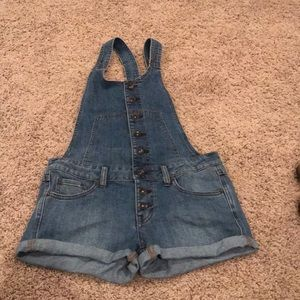 Free People Overalls